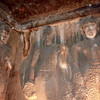 Ajanta Caves - Sculpture