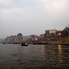 Morning Along the Ganges