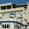 Jaiwana Haveli, One of Many Restaurants with Views of Lake Pichola