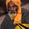 Man with Orange Turban