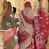 Ranakpur Jain Temple - Colorful Saris