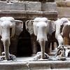 Ellora Cave 16 Kailasa Temple Complex, Elephants