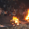 Burning Ghat - Cremation