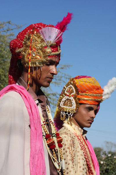 Groom and Best Man? - Udaipur