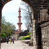 Chand Minar, Framed