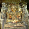 Ajanta Caves - Sculpture II