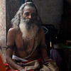 Varanasi Priest