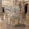 Ranakpur Jain Temple - Elephant and Columns