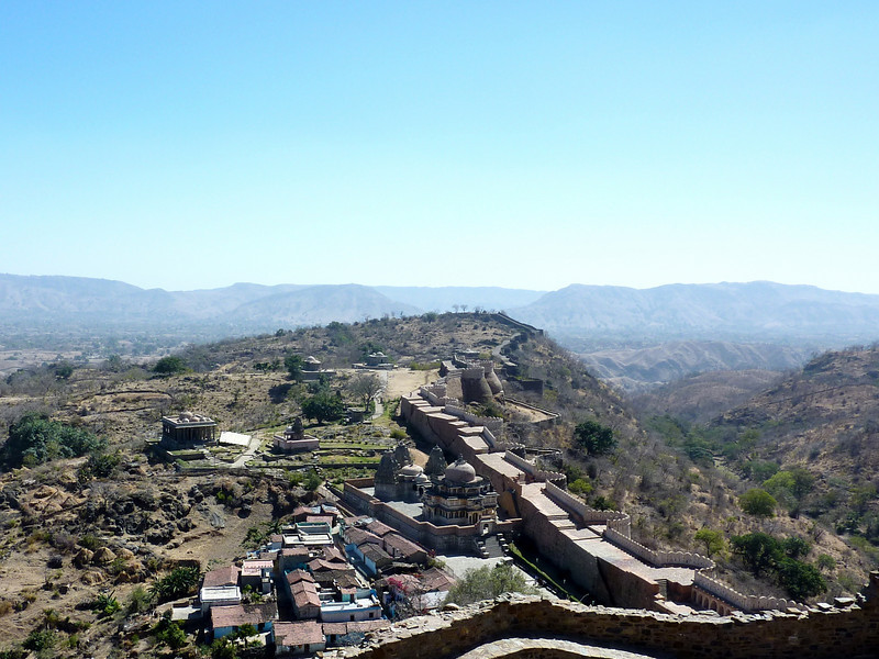Kumbhelgarh Fort - 2nd Longest Wall in the World II