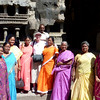 Jeane with More Best Friends - Ellora Caves