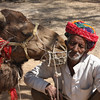 Camel Driver - Shilpgram Arts & Crafts Village, Udaipur