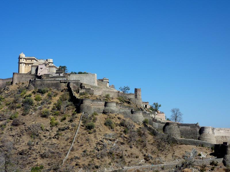 Kumbhelgarh Fort, 15th Century