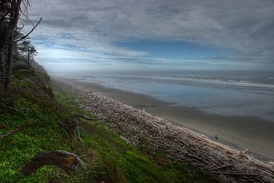 More Washington coastline, the other direction