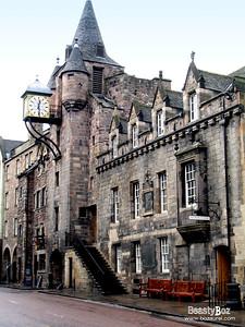 Edinburgh 21st February 20004