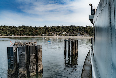 Cove Park from Ferry Cathlamet