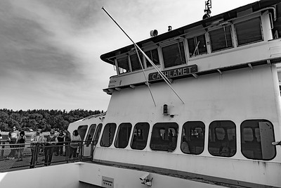 Ferry Cathlamet