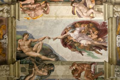 Cupola, Vatican Museum and Sistine
