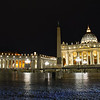 The Vatican at Night