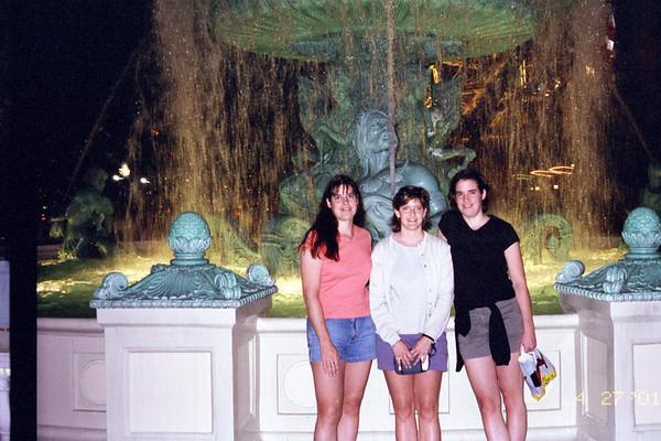 2001 Vegas