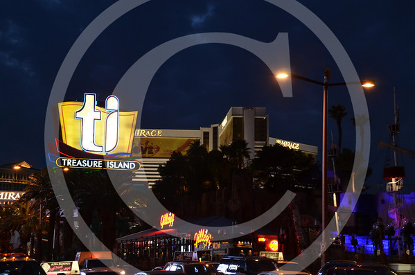 Vegas 2011 Day 1