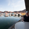 Lunch at the Marina on Lake Mead