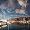 Marina on Lake Mead