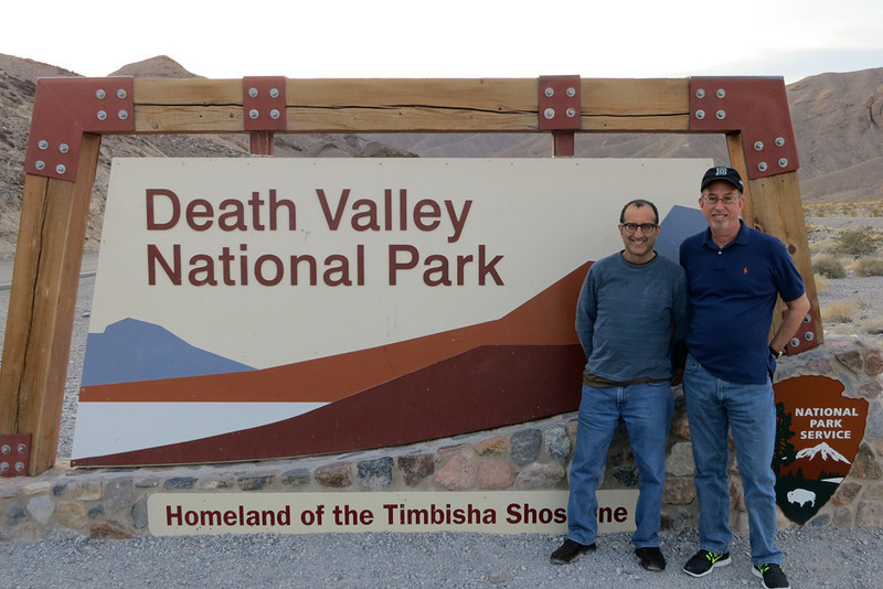 Bob & Ron Death Valley