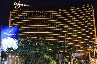 The Wynn at night