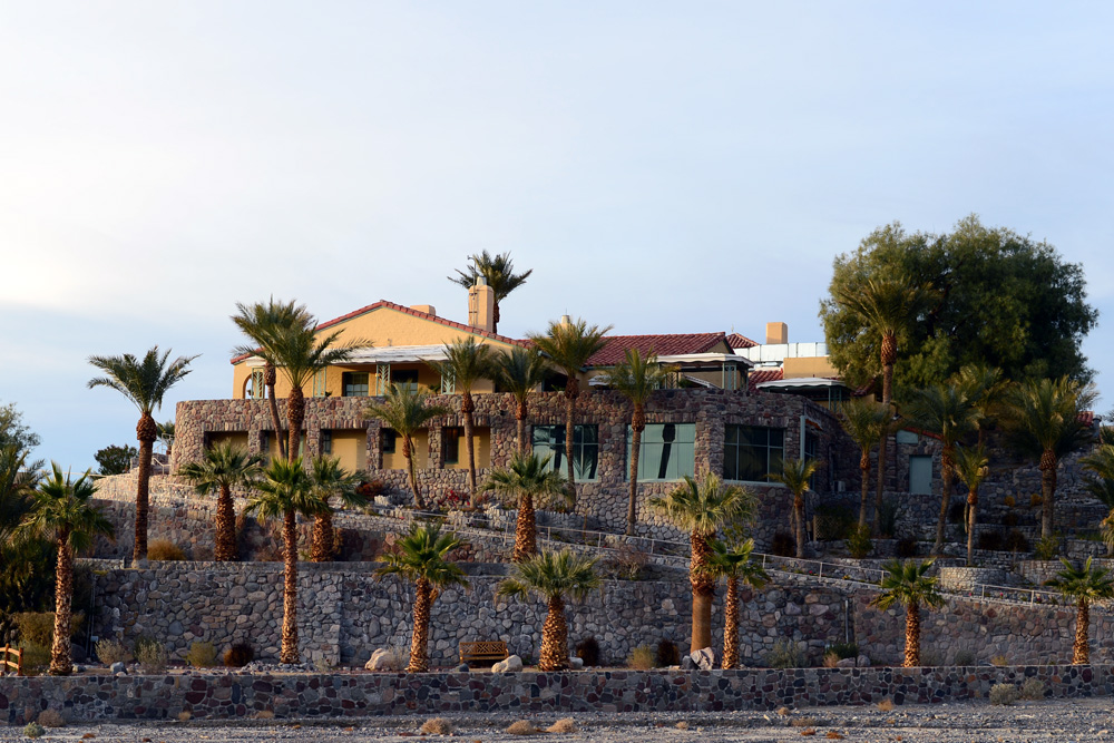 Furnace Creek Resort Death Valley