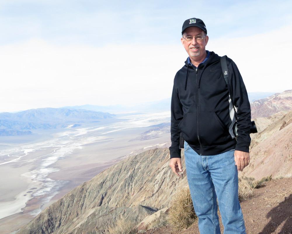 Bob Dantes View Death Valley