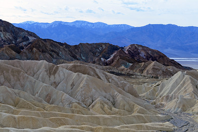 Zabriskie Point Death Valley 02