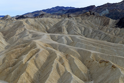 Zabriskie Point Death Valley 03