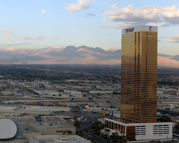 Morning light on Vegas mountains 02