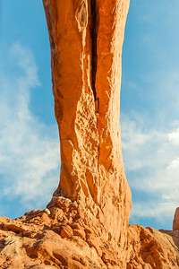 North Window Arch, Arches National Park, Moab, Utal