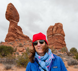 Arches National Park, Balanced Rock
