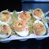 Deviled Eggs at Double Barrel Roadhouse