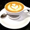 White Flat Coffee at Sambalatte