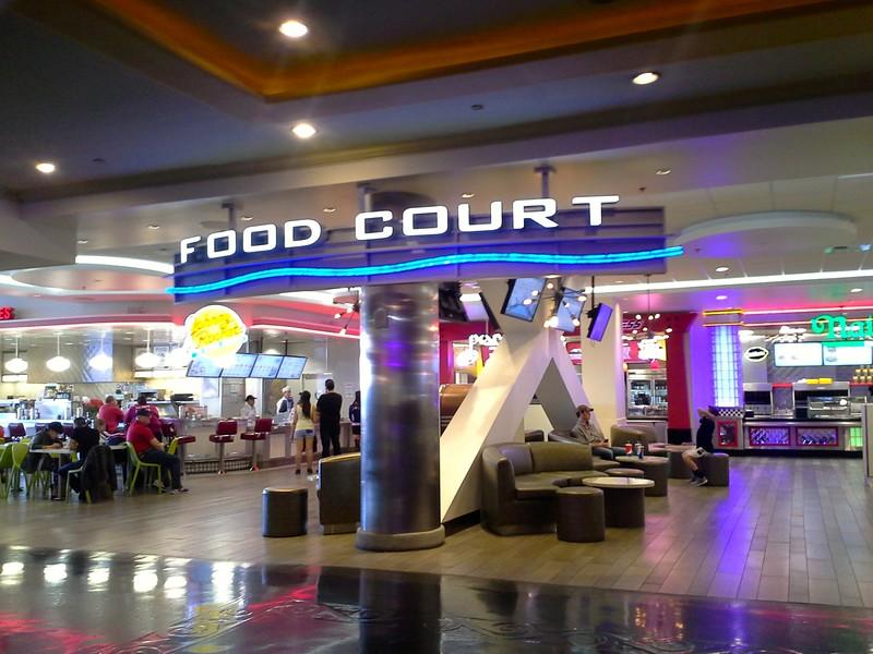 Ballys Food Court 1