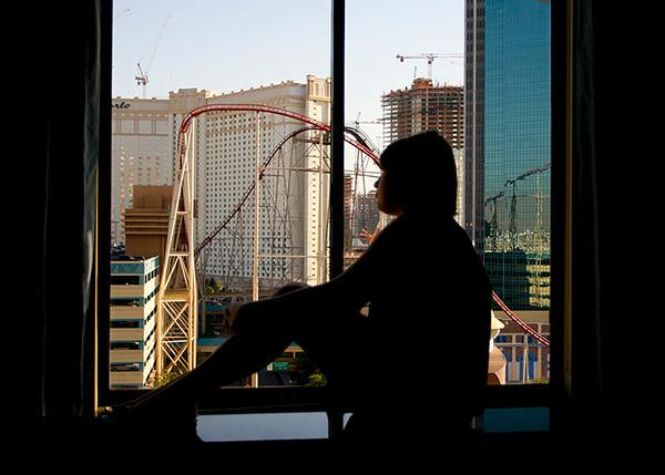 Dreaming of Vegas....bye