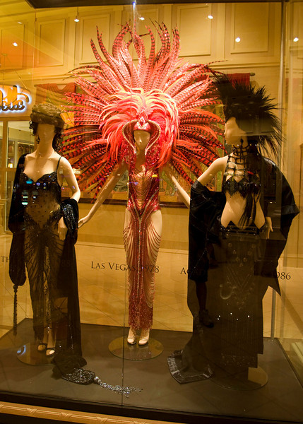 Cher's costumes at MGM Grand