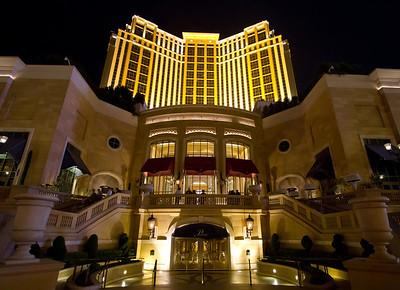 The Palazzo Hotel, Las Vegas