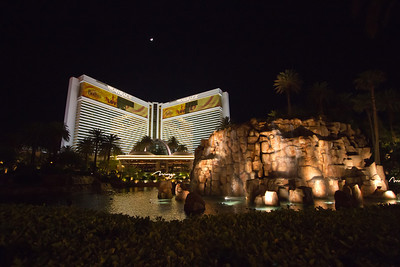 Mirage Casino, Las Vegas