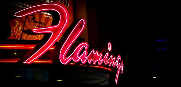 Flamingo Casino; Las Vegas