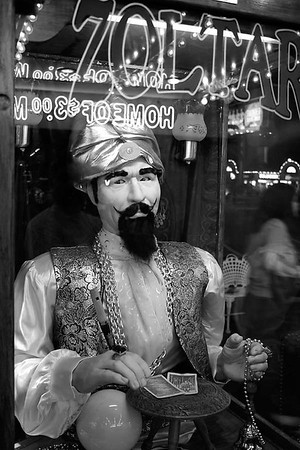 Zoltar knows all. I wished to be a kid again.