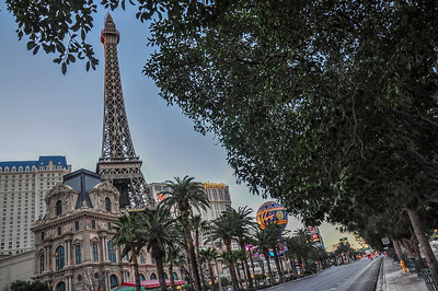 Paris, Vegas NV