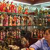 Doll vendor in Shanghai, China