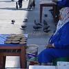 Birdseed vendor Istanbul, Turkey