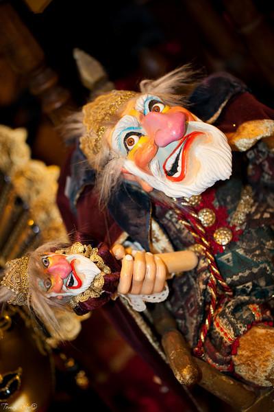 Carnival shop, Venice, Italy