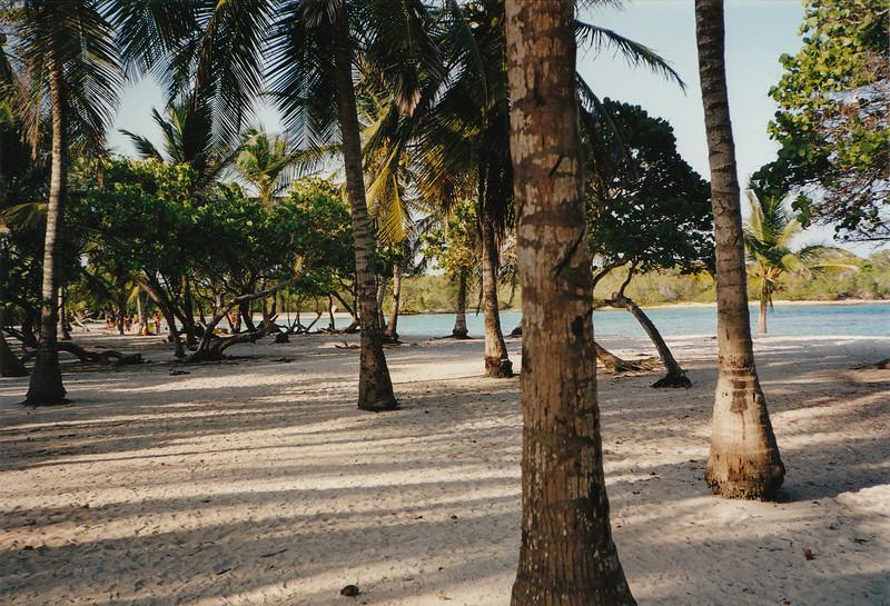 La isla Playuela en los Cayos