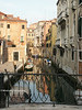 Sleepy backwater - small side canal near Accademia, Venice